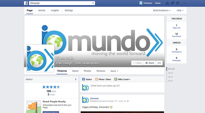 Blog Facebook Business Page - How to manage your posts
